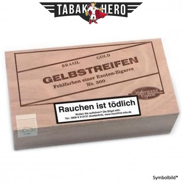 Gelbstreifen No 300 (50 Zigarren)