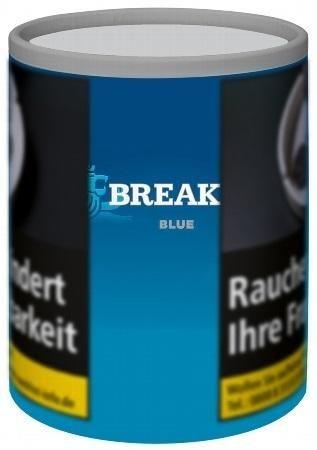 Break Blue Tabak 75g Dose (Stopftabak / Volumentabak)