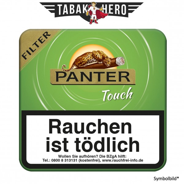 Panter Touch Green 20 (20 Zigarillos)