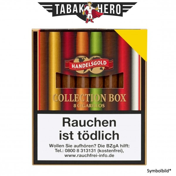 Handelsgold Sweets Col. Box 202 (8 Zigarillos)