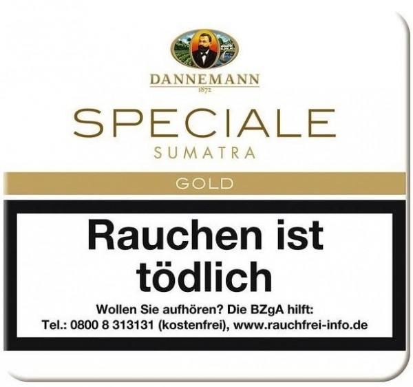 Dannemann Speciale Gold Sumatra (20 Zigarillos)
