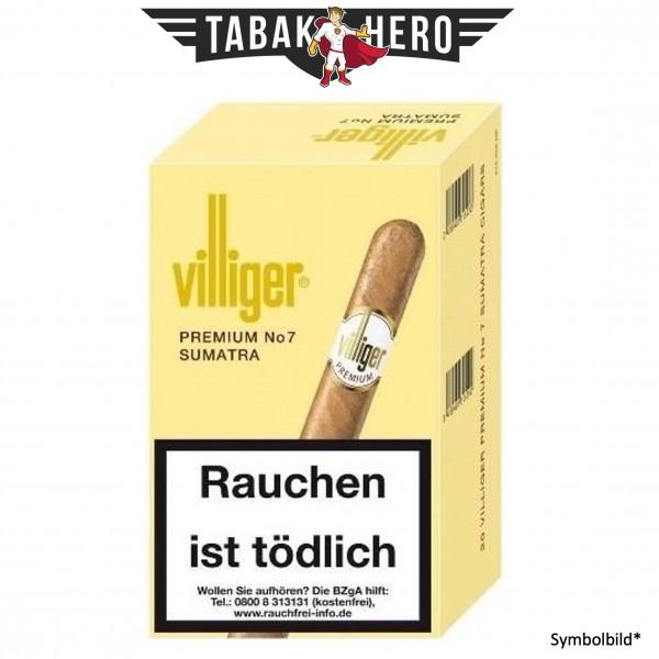 Villiger Premium No7 Sumatra (20 Zigarren)