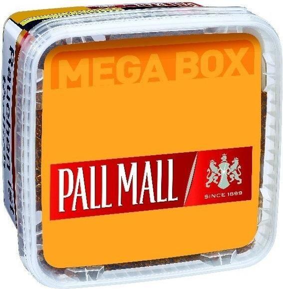 Pall Mall Allround Red Mega Box Tabak 155g Eimer (Stopftabak / Volumentabak)