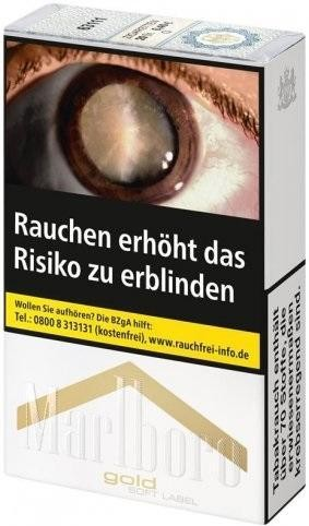 Marlboro Gold Soft Zigaretten (20 Stück)