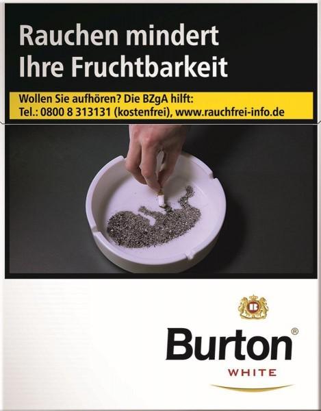 Burton Blue XL Zigaretten (25 Stück) - vormals Burton White