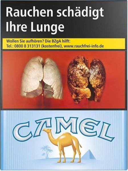 Camel Blue XXL (Stange / 8x27 Zigaretten)