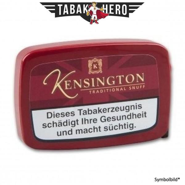 10x Kensington Snuff Schnupftabak 10g