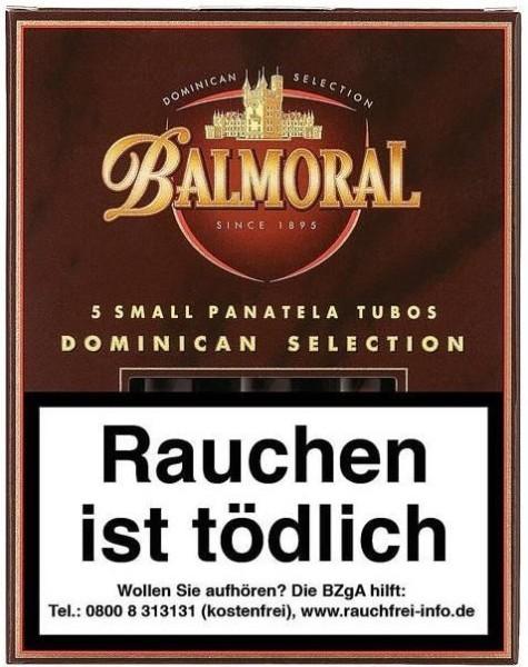 Balmoral Dominican Selection Panatela Tubos (10x5 Zigarren)
