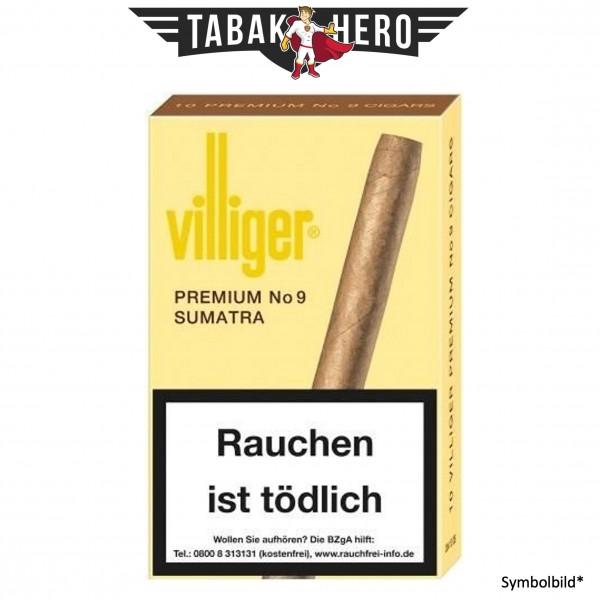 Villiger Premium No9 Sumatra (10x10 Zigarillos)