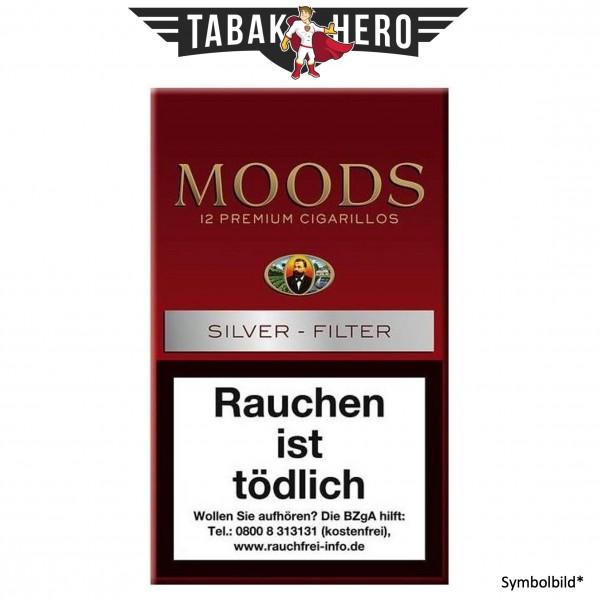 Dannemann Moods Silver (10 Zigarillos)