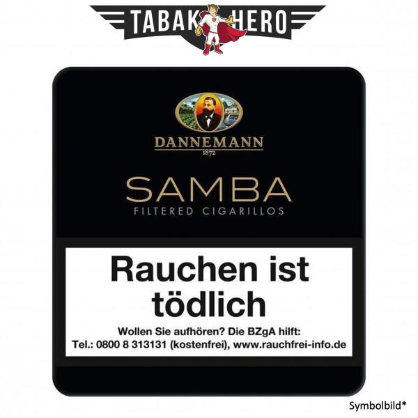 Dannemann Samba (Sweets Filt.) (5x10 Zigarillos)