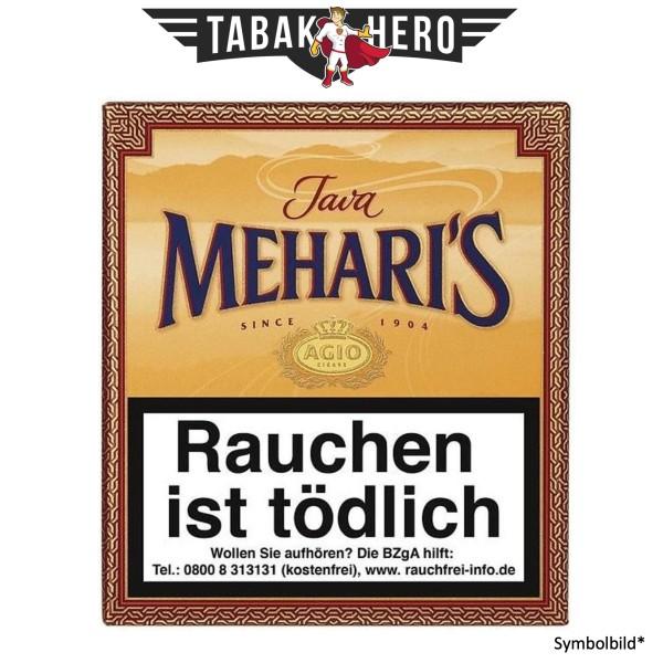 Meharis Java (10x20 Zigarillos)