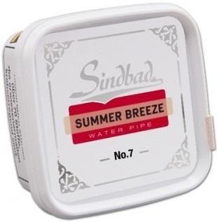 Sindbad Summer Breeze No7 (Erdbeer) Shisha - Tabak 200g Dose