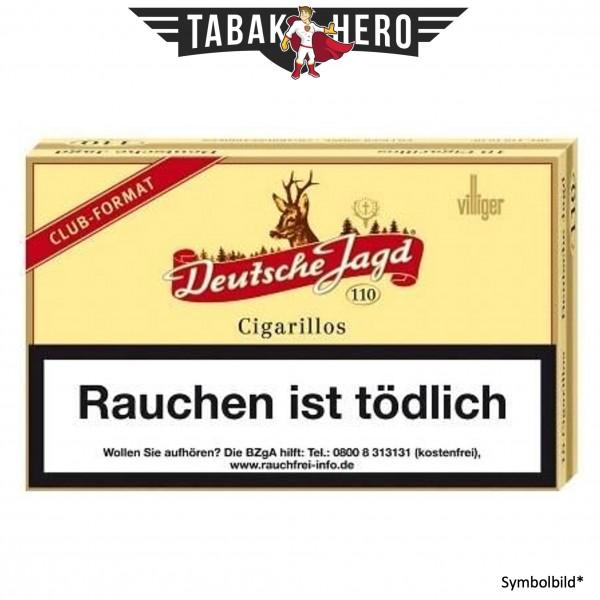 Deutsche Jagd 110 (10 Zigarillos)