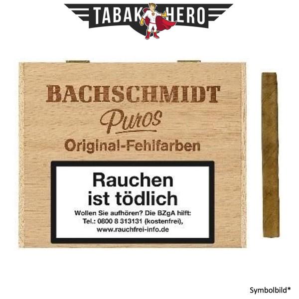Bachschmidt Puros FF Sumatra (50 Zigarillos)