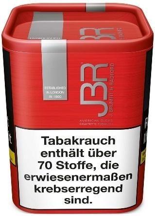 JBR American Blend Tabak 100g Dose (Stopftabak / Volumentabak)