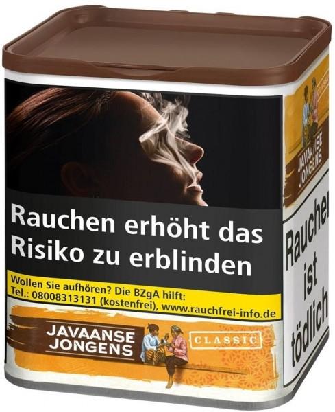 Javaanse Jongens Classic Tabak 85g Dose (Drehtabak / Feinschnitt)