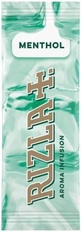 Rizla Aroma Card Menthol 25er Box, Aroma Alternative, Aromakarten 25 Stück