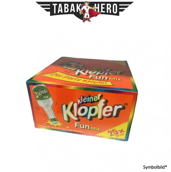 Kleiner Klopfer Mix 25x0,02 l Fl.