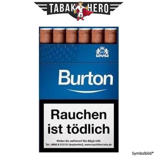 Burton Blue Cigarillo OP (17 Zigarillos)