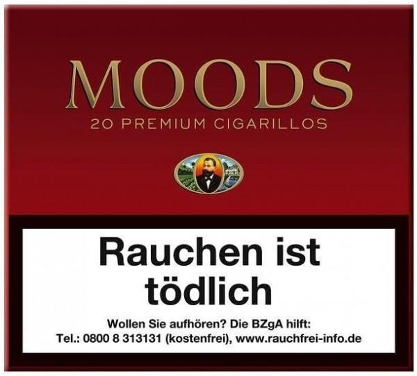 Dannemann Moods o. F. 20 (10 x 20 Zigarillos)