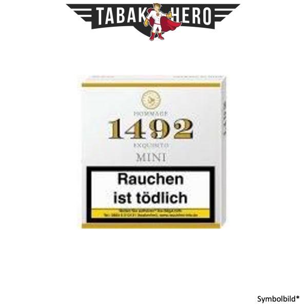 Hommage 1492 Mini 20 (10x20 Zigarillos)