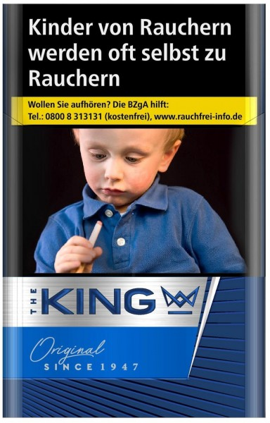 King Blue King Size (Stange / 10x20 Zigaretten)
