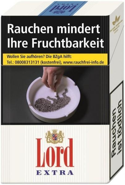 Lord Extra (Stange / 10x20 Zigaretten)