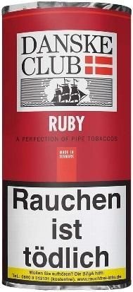 Danske Club Ruby (Cherry) Tabak 50g Pouch (Pfeifentabak)