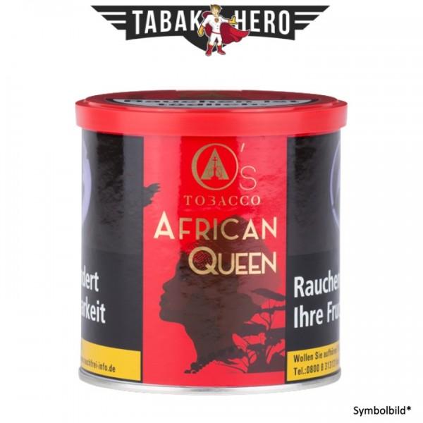O's Tobacco Red - African Queen 200g Shisha Tabak