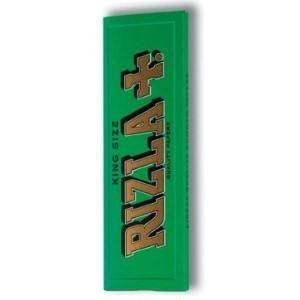 50 x 50 Blatt Rizla grün Drehpapier/ Blättchen/ Zigarettenpapier
