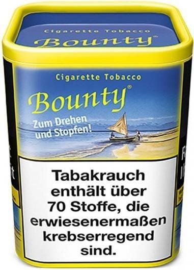 Bounty Tabak 200g Dose (Drehtabak / Feinschnitt)