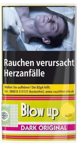 Blow Up Dark Tabak 30g Pouch (Drehtabak / Feinschnitt)
