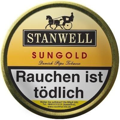 Stanwell Sungold (Vanilla) Tabak 50g Dose (Pfeifentabak)