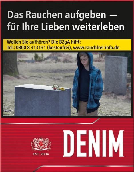 Denim Red XXXL (Stange / 4x40 Zigaretten)