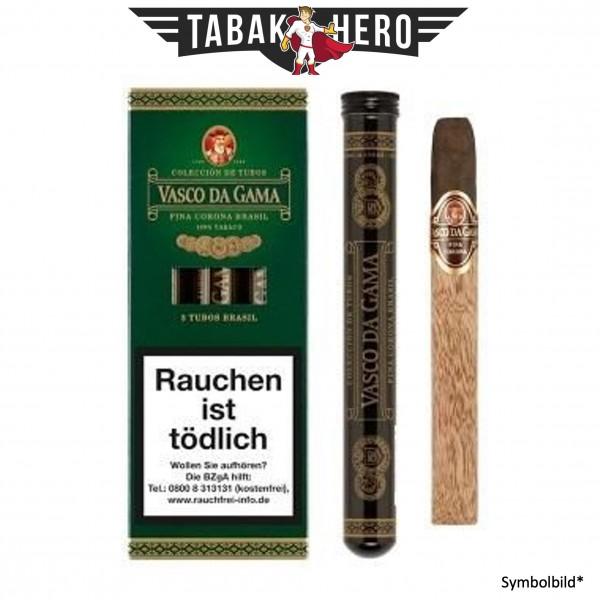 Vasco Da Gama Brasil Tube3 No74 (5x3 Zigarren)