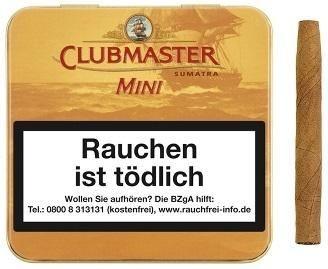 Clubmaster Mini Sum 121 (20 Zigarillos)