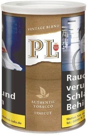 PL 88 Authentic Vintage (Just Tobacco) Tabak 200g Dose (Drehtabak / Feinschnitt)