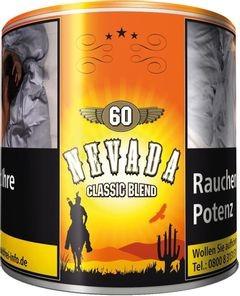 Nevada Classic Blend Tabak 60g Dose (Drehtabak / Feinschnitt)
