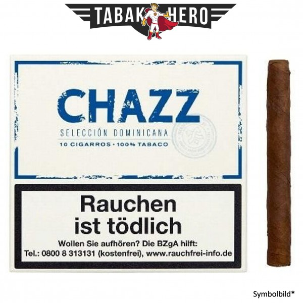CHAZZ Cigarros 792 10er (10 Zigarillos)