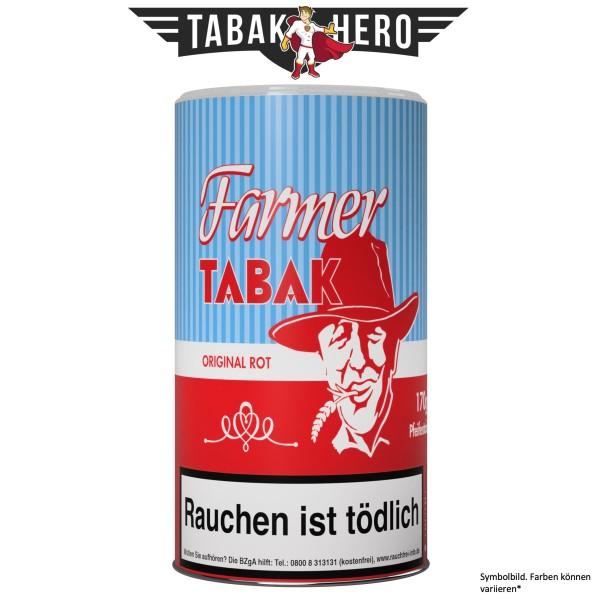 Farmer Tabak Original Rot 160g