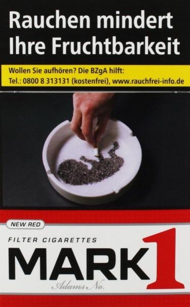 Mark One Red Zigaretten (20 Stück)