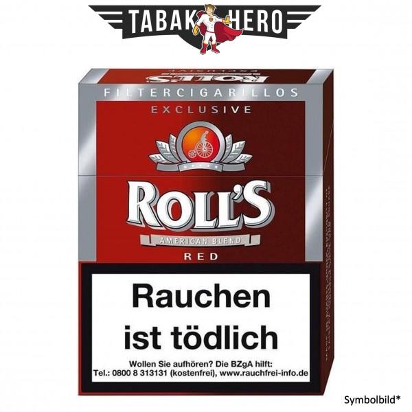 Rolls Exclusive Red (23 Zigarillos)