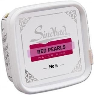 Sindbad Red Pearls No6 (Kirsche) Shisha - Tabak 200g Dose