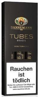Dannemann Tubes Brasil (3x3 Zigarren)