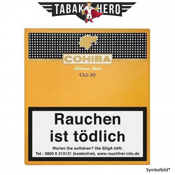Cohiba Club (20 Zigarillos)
