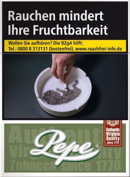Pepe Rich Green XXL (Stange / 8x29 Zigaretten)