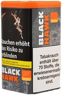 5x Black Hawk Tabak 90g Dose (Stopftabak / Volumentabak)