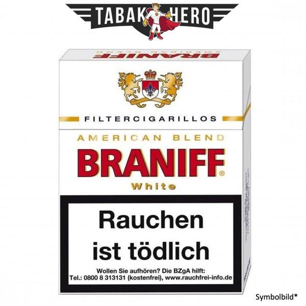 Braniff White ND (8x23 Zigarillos)