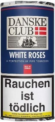 5x DC White Roses Tabak 50g Pouch (Pfeifentabak)